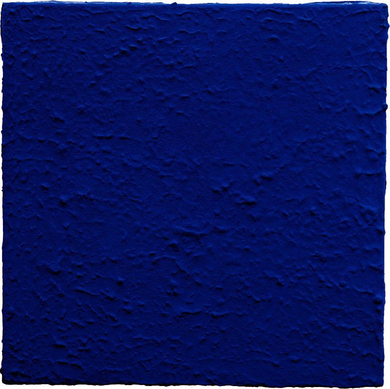 D\'où vient la couleur bleu Klein ? | Diane